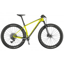 2021 - Scott Scale RC 900 World Cup AXS Mountain Bike